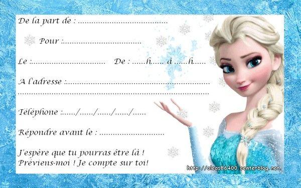 Cartes invitations reine des neiges 01 stopboris Gallery